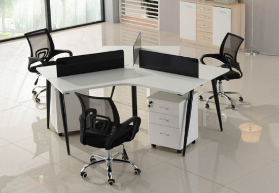 Wholesale Luxury Office Table Executive Desk Computer Desk Wooden Furniture