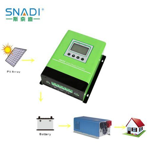 20A/30A/40A/50A/60A Solar Charge Controller 12V/24V/48V