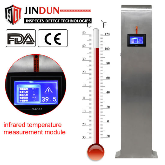 Direct Sales Non Touch Human Body Temperature Portable Infrared Thermometer