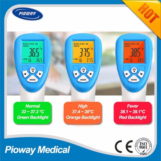 Medical Equipment Infrared Thermometer for Home Use (DT-8809C)