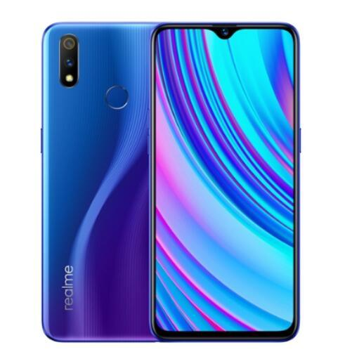 Global Version Realme 3 3GB RAM 32GB ROM 6.2 Inch Smart Mobile Phone 4230mAh Battery 13MP Dual Camera Cellphone Android Oppo