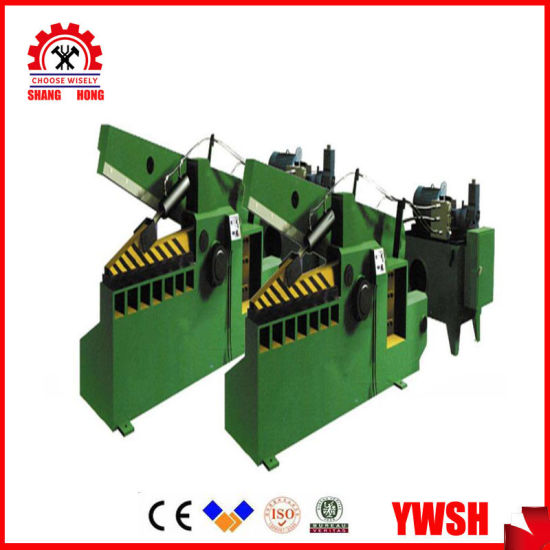 Q43-1200A Alligator Scrap Metal Shears Hydraulic Shearing Machine