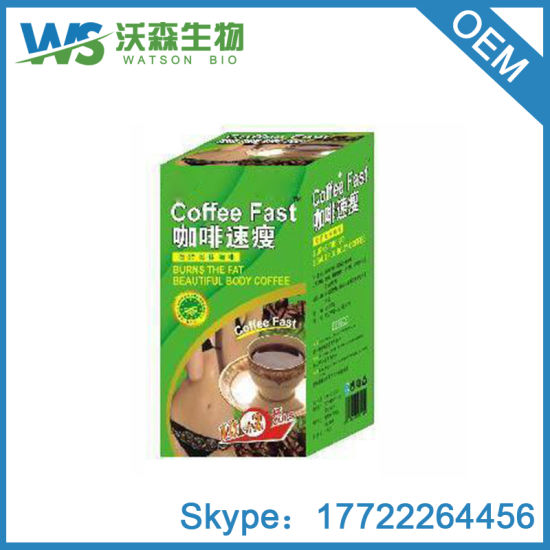 Hot Sale Slimming Coffee Fast Weight Loss