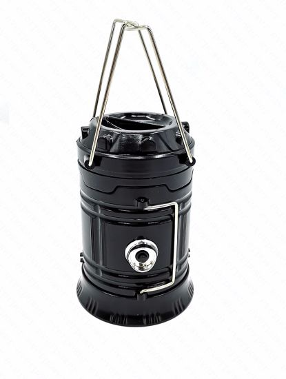 3xaaa Portable LED Flame Lantern for Outdoor Camping pictures & photos