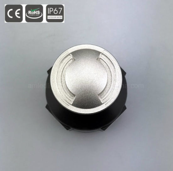 2W 12/24V LED Garden Landscape Underground Light pictures & photos