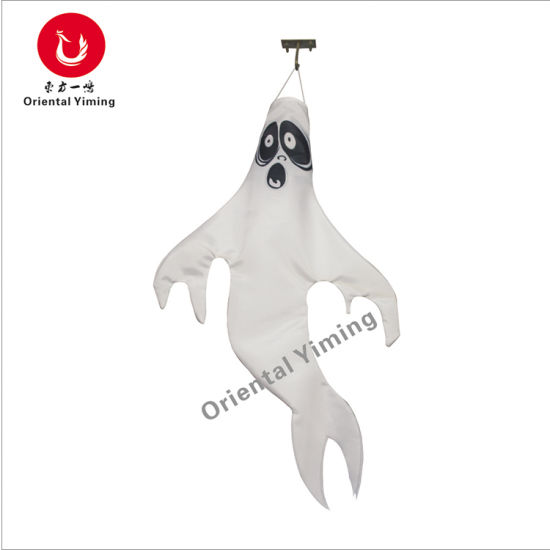 2018 New Product Customer Banner & Flag Trick or Treat Halloween Banner Decoration pictures & photos