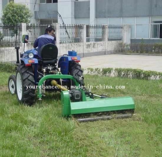 High Quality Hydraulic Side Shift Flail Mower Mulcher with Ce Certificate  for Sale