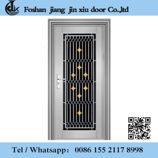 Tremendous Latest Design Inside Metal Steel Single Leaf Door For House Download Free Architecture Designs Scobabritishbridgeorg