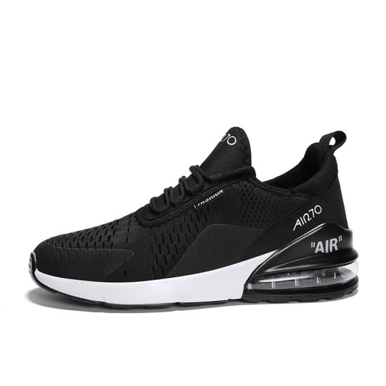 New Fashion Brand Sports Running Shoes for Men Sneaker Simple Young Style