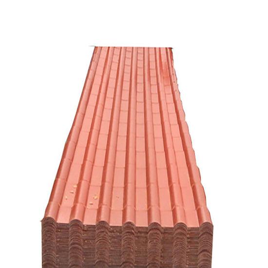 Long Span 22 Gauge Color Coated Corrugated Steel Sheet