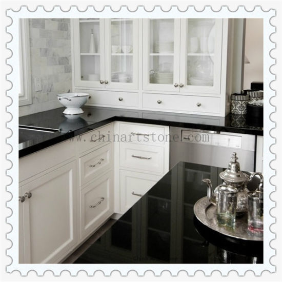 Wholesale Stone Slab Quartz, Marble, Granite Countertop for Kitchen/ Bathroom Project pictures & photos