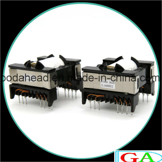 Etd49 220V High Frequency Power PCB Switching Power Transformer pictures & photos