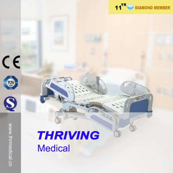 Electric Hospital Bed with Five Functions (THR-EB600)