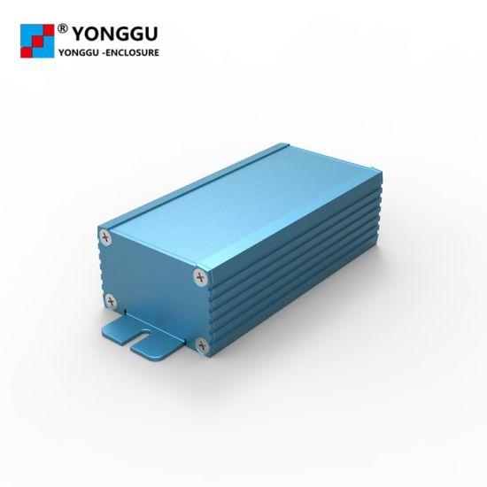 Pleasing China Aluminum Enclosure Case Aluminum Enclosure Control Box 46 2 Wiring Digital Resources Minagakbiperorg