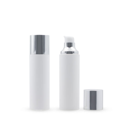 130ml Hot Stamping Cosmetic Packaging Lotion Bottle Plastic Products