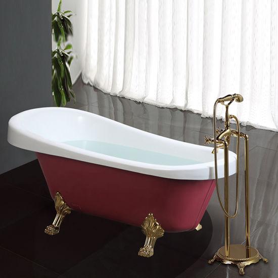 China Most Comfortable European Style Hotel Bathroom Tubs China