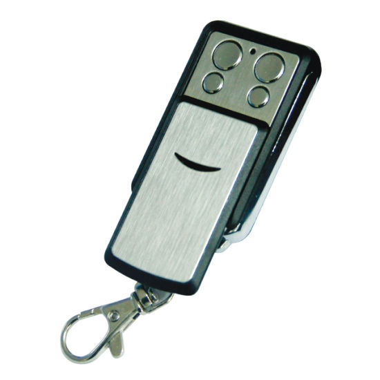 4 Channels Sliding Cover Remote Control for Door Opener (BS-T15)