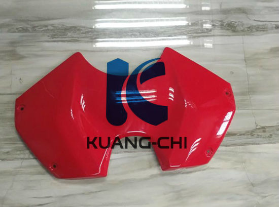 China Carbon Fiber Tank Cover For Ducati Panigale V4 2018 China