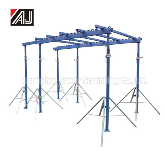 2018 New Generation Cost Save Formwork Shoring System Steel Wood Beam Formwork System for Concrete Slab Support