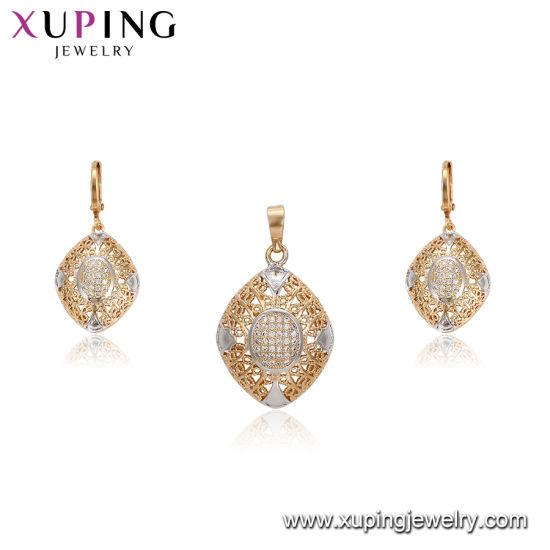 China Nice Quality Multicolor Oval Simple Imitation Jewelry Set