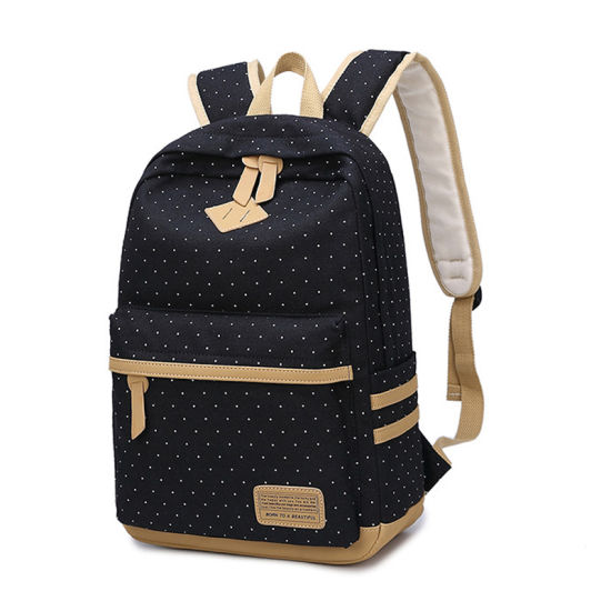 5403c70fb1e4 China Wholesale Nylon latest Design Backpack Type Polyester College School  Bag in Laptop Bags pictures