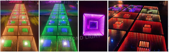 LED RGB Dancing Floor for Entertainment Stage Disco pictures & photos