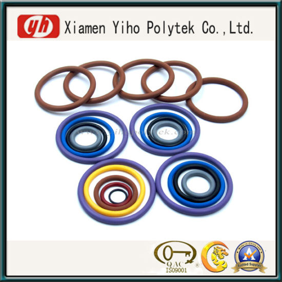 China NBR/EPDM/Natural/Silicone O Ring Gasket/Rubber Flat Seals ...