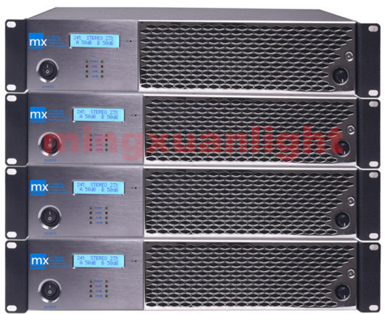 Itech Series Digital Power AMP 2u Power Amplifier