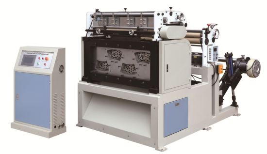 Paper Roll Punching and Die Cutting Machine