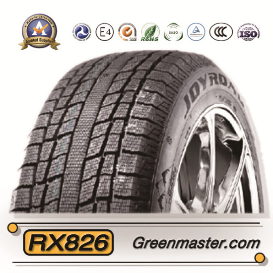 Joyroad/Centara Winter Studded Ice Car Tire Mud and Snow (M+S) Tyre RS808 Rx818 Rx821 Rx826 Rx828 pictures & photos