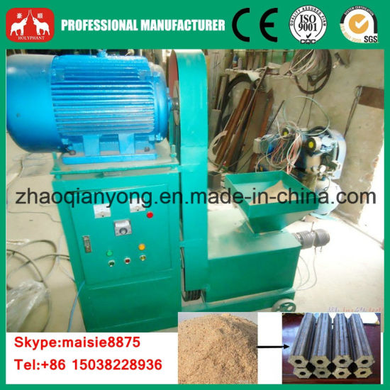 Factory Price Wood Sawdust Briquette Machine (ZBJ-50) pictures & photos