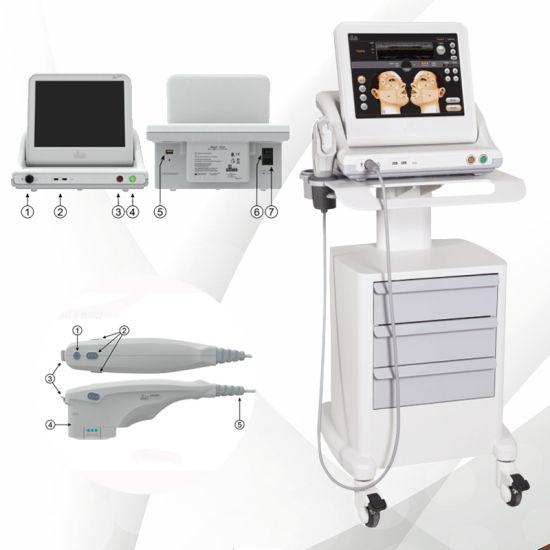 China Best Cheap High Intensity Focused Ultrasound Hifu