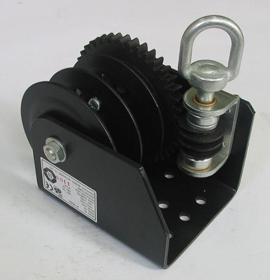 Worm Gear Double Reel Winch (H-2000)