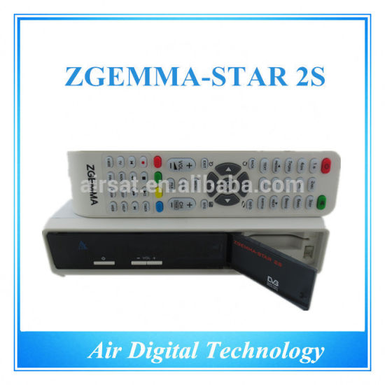 China Zgemma-Star 2s Best Twin Receiver - China Zgemma-Star
