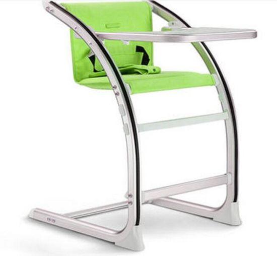 High Quality Aluminum Alloy+ Oxford Cloth Highchair