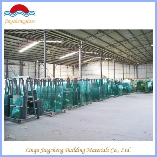 F Green Float Glass with High Quality pictures & photos