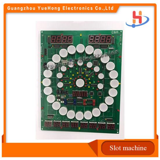 PCB Board Animal Kingdom Table Game Machine Coin Operated Slot Gambling Machine Kits