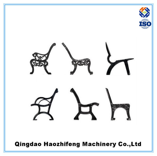 Metal Leg Garden Bench Casting Iron Decorative Legs Pictures Photos