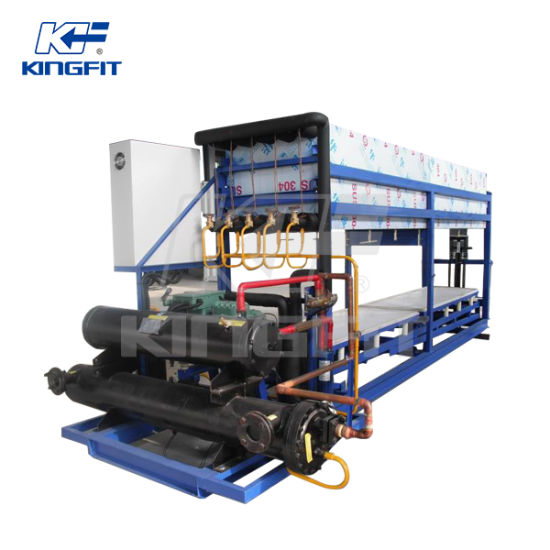 Kingfit New System Ice Block Machine