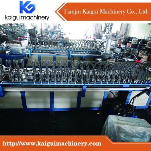 Automatic Plain T Bar Roll Forming Machine pictures & photos