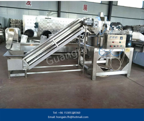 Commercial Centrifugal Deep Fryer Deoiling Machine