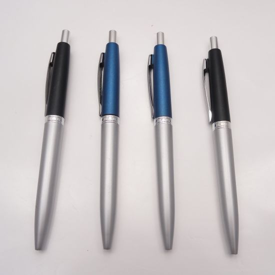 Plastic Office Ball Pen, Hotel Ball Pen, Retractable Ball Pen pictures & photos