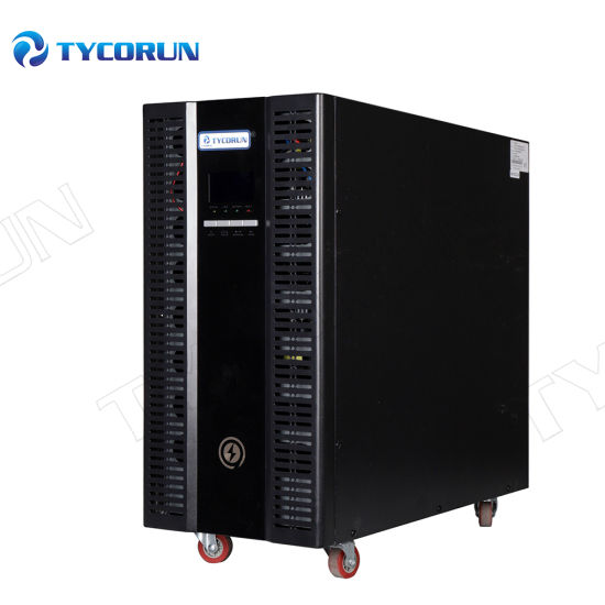 Tycorun 1kVA-10kVA Uninterruptible Power Supply Online UPS System for Data Center/It/Factory/Medical/Oil Field/Bts/Telecom