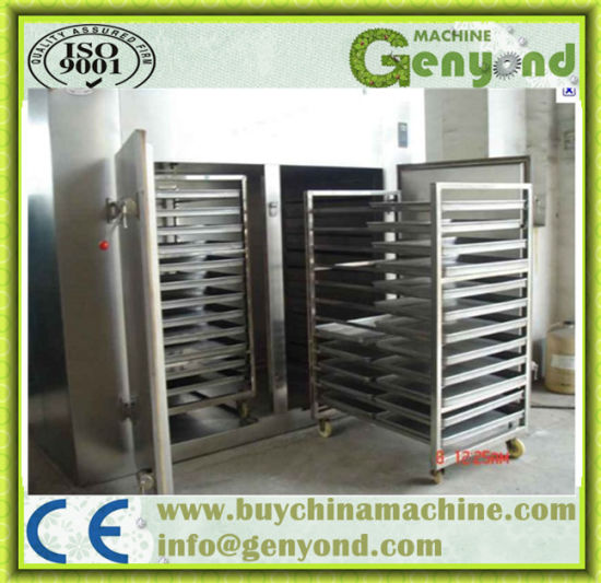 Stainless Steel Plantain Chips Drying Machine pictures & photos