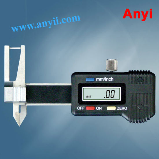 Small Digital Vernier Cliper Thickness Gauge Measurement of Jewellery and Gemstones pictures & photos