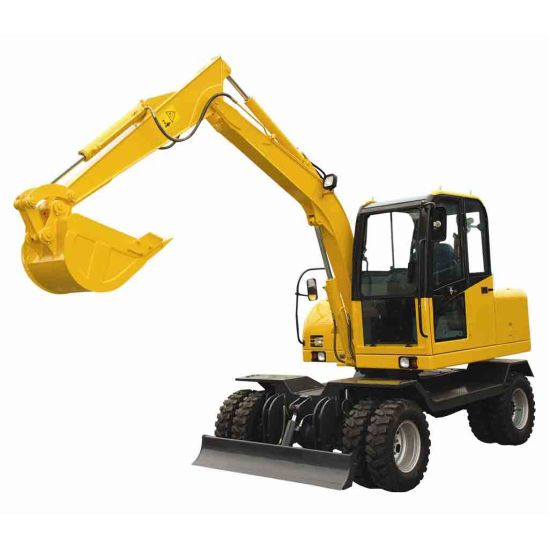 Heavy Excavator with Shantui Brand pictures & photos