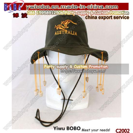 Party Hat Promotional Cap Australian Cork Hat Souvenir Hat Business Gift Headwear (C2002)