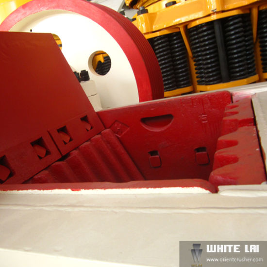 High Efficiency Jaw Crusher of Limestone (PE500X750) pictures & photos
