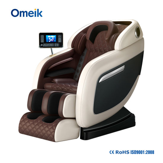 Top Quqality Best Selling Zero Gravity Bluetooth Music Promotional Supplier Remote Control Freee Installn Massage Chair Sofa