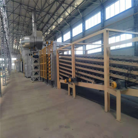 Factory Directly for Sale Paper-Faced Gypsum Board Production Line